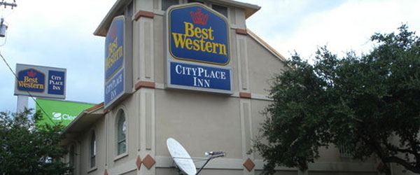 Best Western Cityplace Inn to Love Field Airport