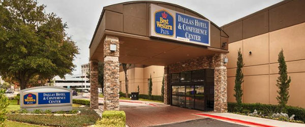 Best Western Plus Dallas Hotel Conference Center to Love Field Airport