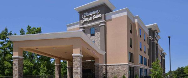 Hampton Inn and Suites Dallas Market Center to Love Field Airport