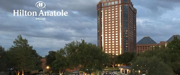 Hilton Anatole to Love Field Airport