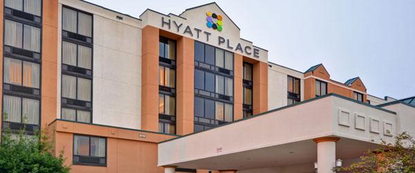 Hyatt Place Dallas North to Love Field Airport