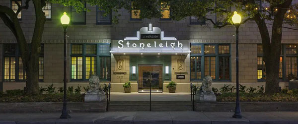 Le Meridien Dallas The Stoneleigh to Love Field Airport
