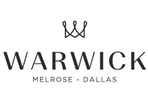 Warwick Melrose Dallas car service dallas texas